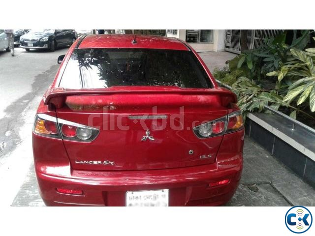 Mitsubishi Lancer Ex GLS with Sunroof | ClickBD large image 1