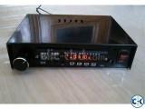 Fm Transmitter Radio Station.