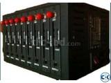 Gsm modem wavecom q2403a gsm gprs sms mms 8 port modem