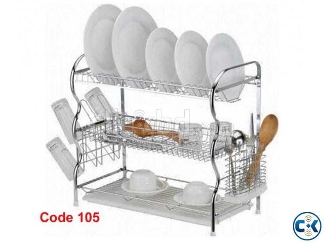 3 layer kitchen drainer | ClickBD large image 0