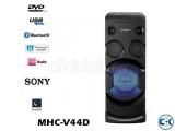 Sony MHC-V44D Mini Hi-Fi System NEW ARRIVAL