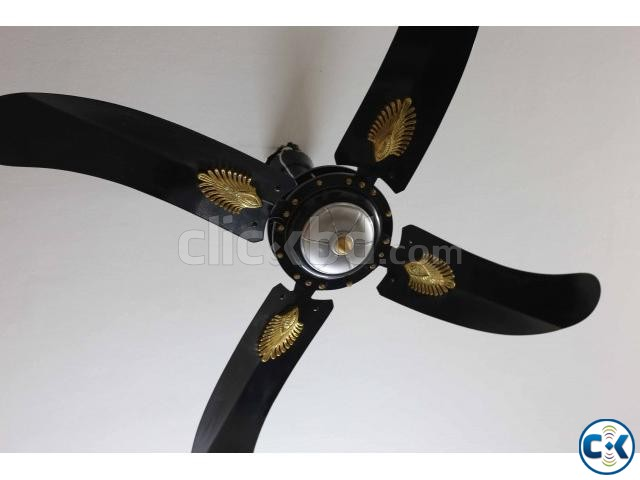 Pakistani 4 Bladed Fan | ClickBD large image 3