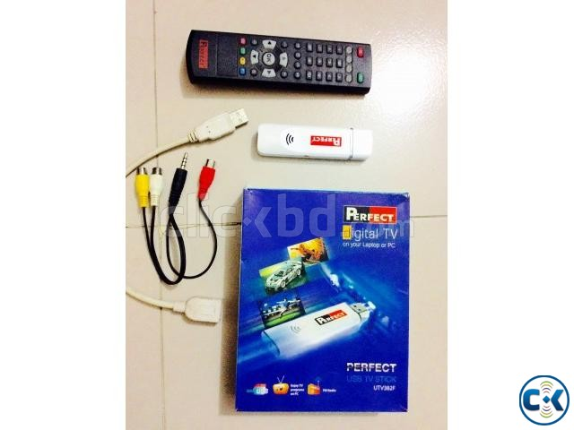 Usb TV card. High quality | ClickBD large image 0