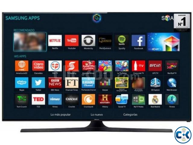 Samsung J5200 Series 5 Wi-Fi 40 Slim Smart Full HD TV | ClickBD large image 0