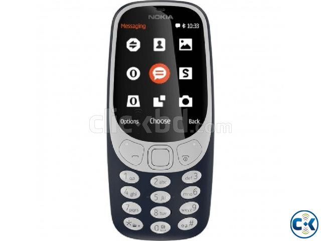 Buy Nokia Latest New 3310 Mobile | ClickBD large image 0