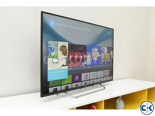 Sony Bravia W800C 43 Full HD Smart TV 3D Android Wi-Fi | ClickBD large image 0