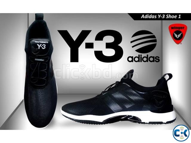 Adidas Y-3 Shoes 1 | ClickBD large image 1