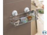 Stainless Steel Bath and Kitchen Storage Basket
