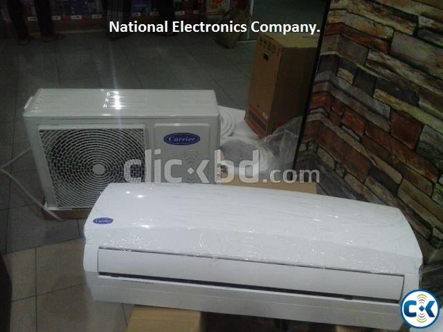 Carrier 1.5 Ton Split Type AC Price in Bangladesh | ClickBD large image 0