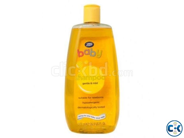 Boots Boots Baby Shampoo 500ml | ClickBD large image 0