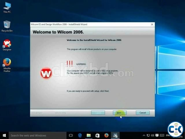 Wilcom 2006 Support All Windows 32 64Bit | ClickBD large image 3