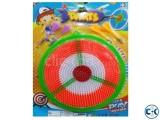 BEDDING STYLES Kids Dart game - Multicolor