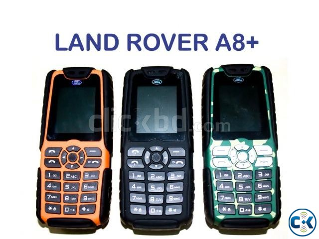 Land Rover A8 18000 mAh Power Bank Mobile | ClickBD large image 0