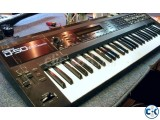 Roland D-50 with Hard case tone call-01928-135114