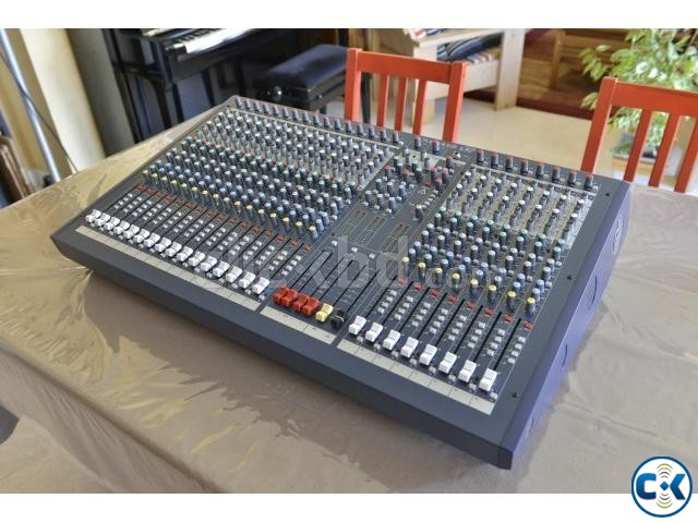 Soundcraft LX-7-24 Brand New call-01928-135114 | ClickBD large image 0