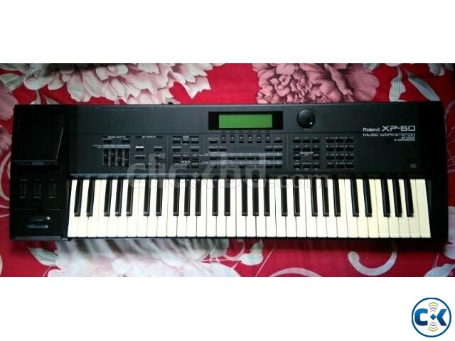 Roland xp-60 Very Good con Call-01748-153560 | ClickBD large image 0