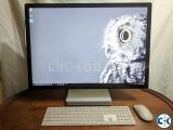 Microsoft surface Studio Desktop.