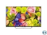 Sony BRAVIA 50''W800C  Full HD 3D LED Android TV