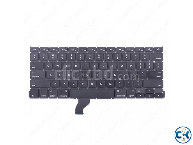 KEYBOARD US ENGLISH FOR MACBOOK PRO 13 RETINA A1502 | ClickBD large image 0