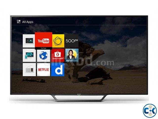Sony Bravia w602d 32 Smart LED TV Original Fixed price | ClickBD large image 0