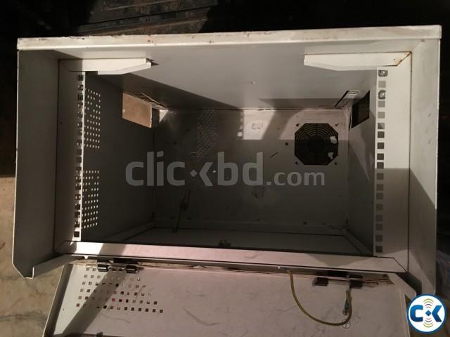 server rack 6u folding | ClickBD large image 0