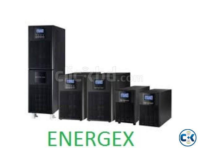 ENERGEX PURE SINEWAVE on-line UPS 3000VA UNIT. 5YrsWar. | ClickBD large image 0