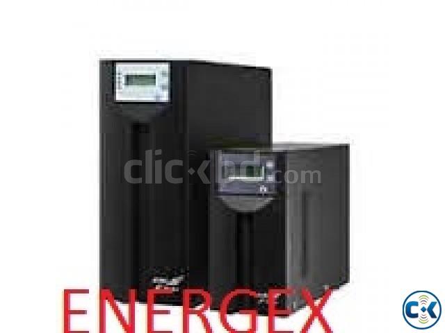 ENERGEX PURE SINEWAVE on-line UPS 6000VA UNIT. 5YrsWar. | ClickBD large image 0