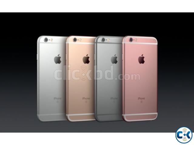 Brand New Apple iphone 6s 128GB Sealed Pack 3 Yr Warranty | ClickBD large image 2