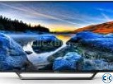 Sony bravia 40'' W652D smart LED television has TV