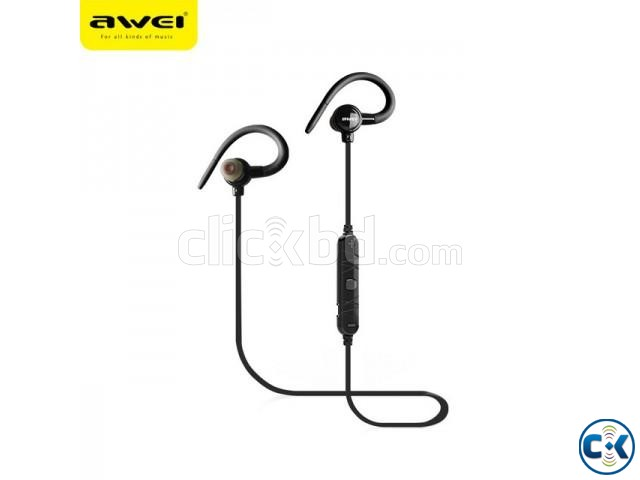 Awei A620BL Stereo Bluetooth V4.0 Earphones | ClickBD large image 1