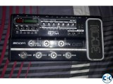 Guitar Processor Zoom g7.1ut