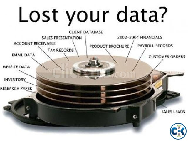 Data Recovery  | ClickBD large image 0