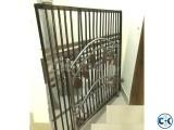 Double Bed Steel-