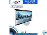 Quartet Wall Or Ceiling Projection Screen 70 x 70