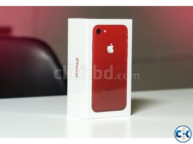 Brand New Apple iphone 7 128GB Sealed Pack 3 Yr Warranty | ClickBD large image 0