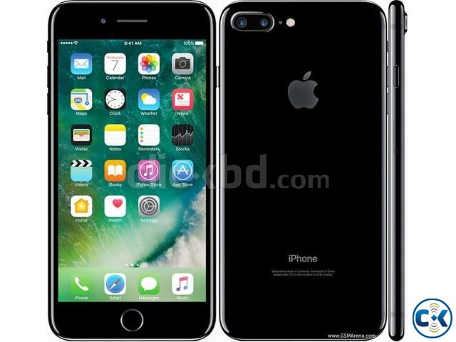 Brand New Apple iphone 7 Plus 128GB Sealed Pack 3 Yr Wrrnty | ClickBD large image 2