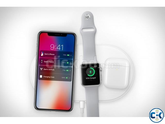 Brand New Apple iphone X Plus 64GB Sealed Pack 3 Yr Wrrnty | ClickBD large image 1