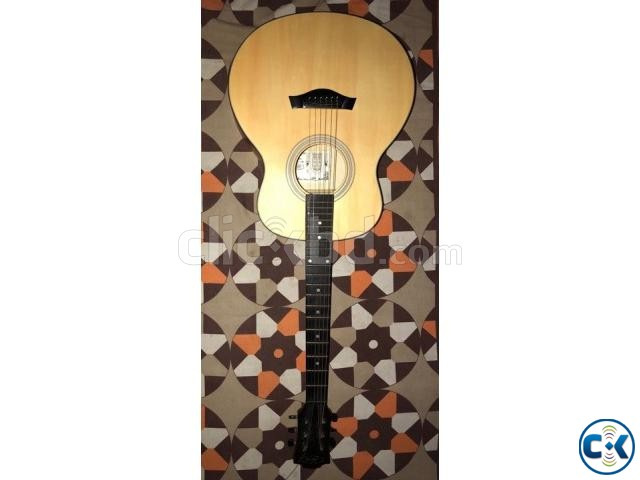 Giuliani 6 strings acoustic guitar new condition. | ClickBD large image 2