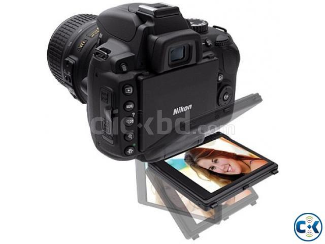 Nikon D5200 DSLR Camera 24MP CMOS with 18-55mm Lens | ClickBD large image 0