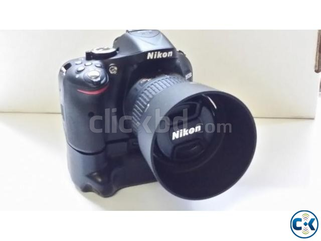 Nikon D5200 DSLR Camera 24MP CMOS with 18-55mm Lens | ClickBD large image 2