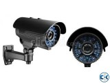 Small image 4 of 5 for CC Camera 08Pcs 08Ch DVR Full Package | ClickBD