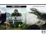 King Kong 4K Ultra HD Extended Cut - 70 GB