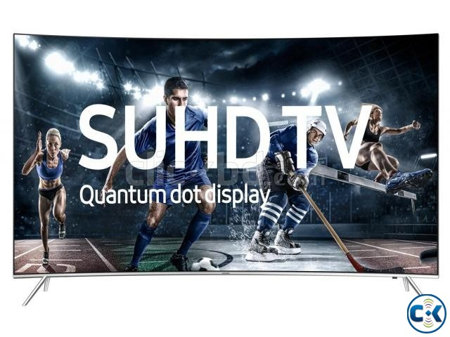 Samsung Ks7500 55 SuHD Smart led tv | ClickBD large image 0