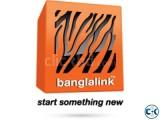 Banglalink Sim Vip Number