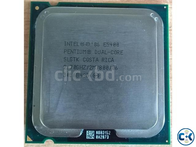 Intel Dual Core Processor 2.7 ghz | ClickBD large image 0