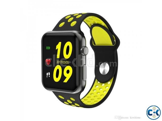 IWO 3 Smart Watch 42mm High Quality water-proof intact pack   ClickBD large image 0
