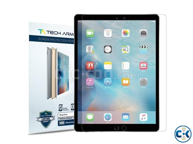 iPad iPad Air iPad Air 2 iPad Pro Tempered Glass | ClickBD large image 0