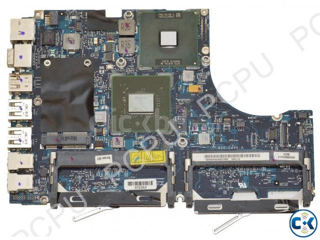 Macbook 13 2.0GHz Logic Board White Early 2009 | ClickBD large image 0