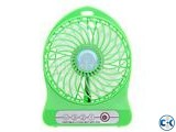 High Quality Portable Fan with Emergency Phone Charging USB