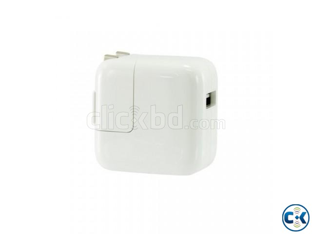 AC to USB Power 12W for Apple iPad support | ClickBD large image 0